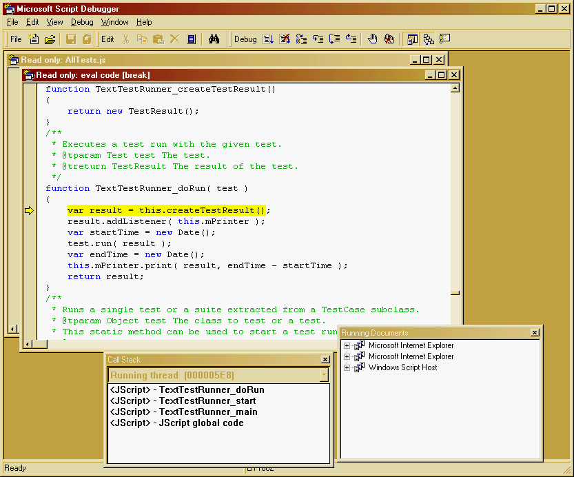 Microsoft Windows Script
